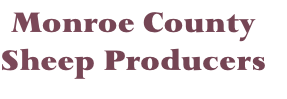 Monroe County Sheep Producers